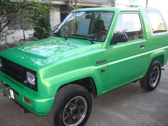 Another micha-feroza 1993 Daihatsu Feroza post... - 11316859