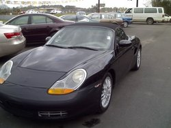 ChrisH027s 1997 Porsche Boxster