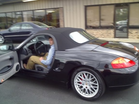 Another ChrisH027 1997 Porsche Boxster post... - 11274878