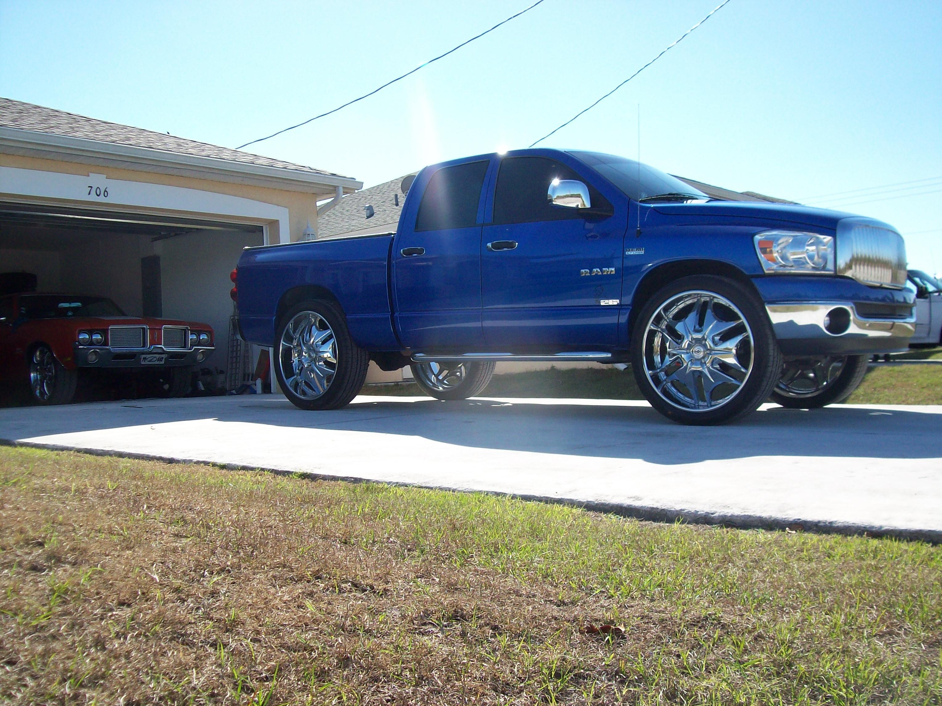 yogistylez1000 2008 Dodge Ram 1500 Regular Cab Specs, Photos ...
