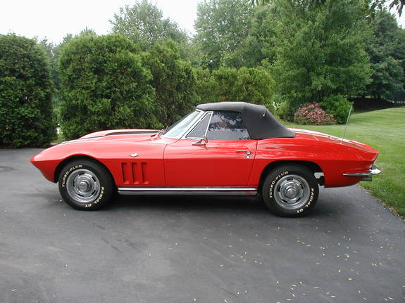 65vette_project 1965 Chevrolet Corvette 11280945