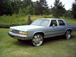 Tyris_Smith 1990 Ford Crown Victoria