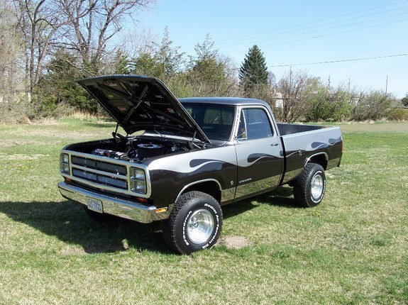 Another Mopower79 1979 Dodge Power Wagon post... - 9394311