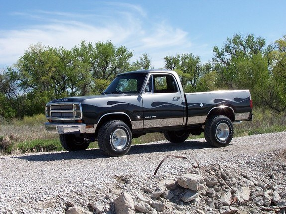Another Mopower79 1979 Dodge Power Wagon post... - 9394334