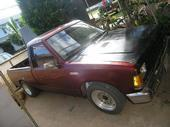 -NiSsAn-720s 1985 Nissan 720 Pick-Up