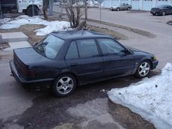 turbosleepa 1991 Honda Civic