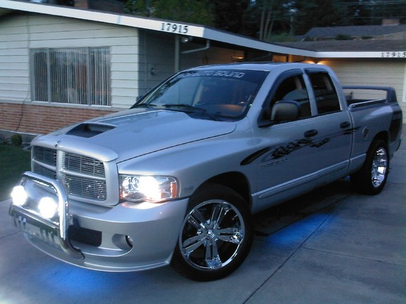 Large on 2013 dodge ram 1500 hemi