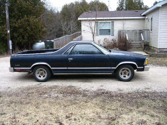 Another 66cleanRides 1980 Chevrolet El Camino post... - 11275851
