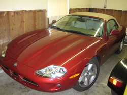 siriussrs 1998 Jaguar XK Series