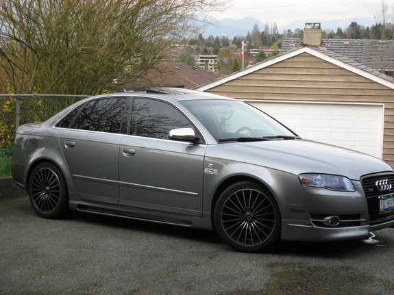 Canadamayday 2006 Audi A4 Specs Photos Modification Info