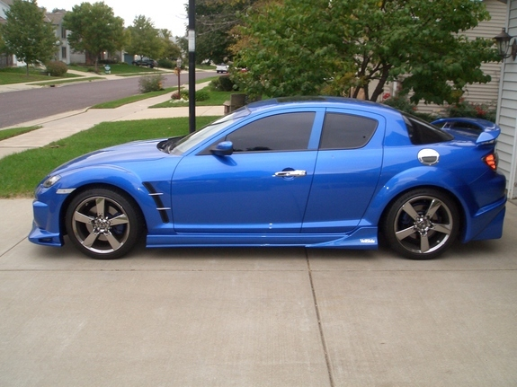 296908583 2006 Mazda RX8 Specs Photos Modification Info at