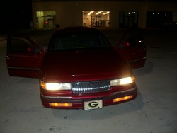 MRCEO07s 1994 Mercury Grand Marquis