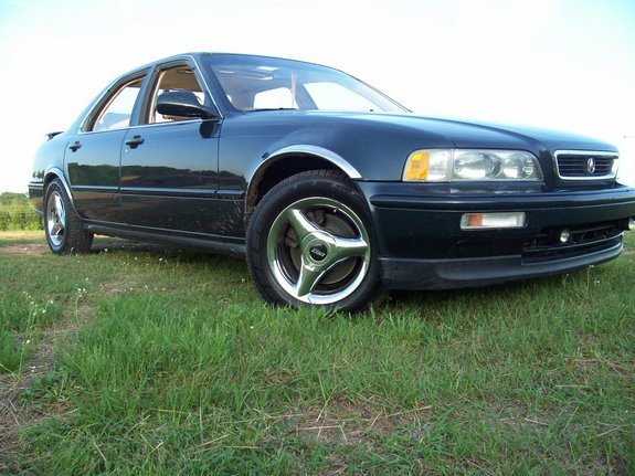 streetfiends 1992 Acura Legend
