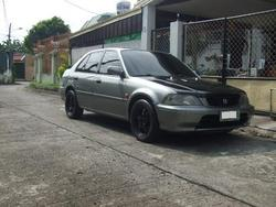 sirch2o 1997 Honda City