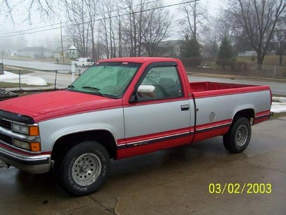 Another cutty305 1994 Chevrolet C/K Pick-Up post... - 11278751