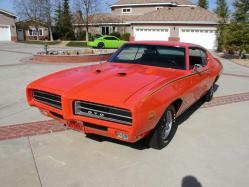 SLVRSL55s 1969 Pontiac GTO