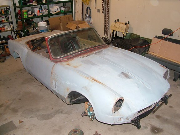 Another burnt_cookies 1967 Triumph Spitfire post... - 11278213