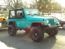justajeeps 1997 Jeep Wrangler