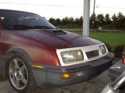 weasleyone2s 1986 Merkur XR4TI