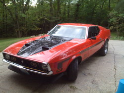 Shootmymimes 1971 Ford Mustang