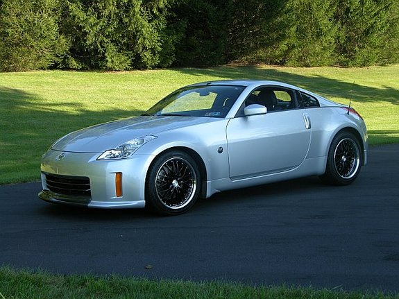 stevedio 2006 nissan 350z specs photos modification info. Black Bedroom Furniture Sets. Home Design Ideas