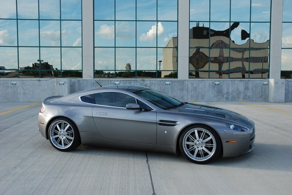 nervdr 2007 aston martin vantage specs photos modification info at. Cars Review. Best American Auto & Cars Review