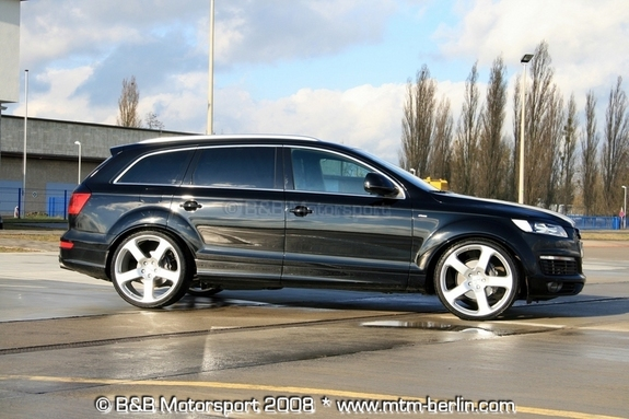 Another MTMBerlin 2008 Audi Q7 post... - 11279526