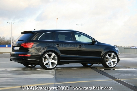 Another MTMBerlin 2008 Audi Q7 post... - 11279536