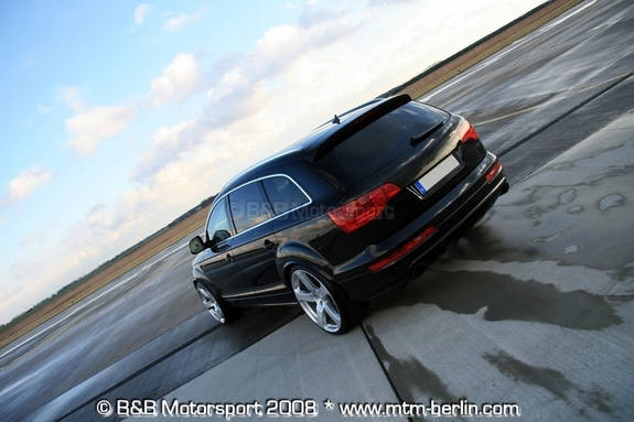 Another MTMBerlin 2008 Audi Q7 post... - 11279538