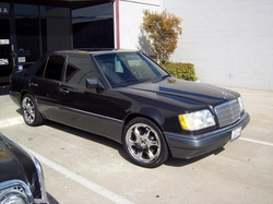 cwallys 1995 Mercedes-Benz E-Class