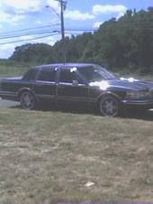 BossOfDaNorth 1993 Lincoln Town Car 11282196