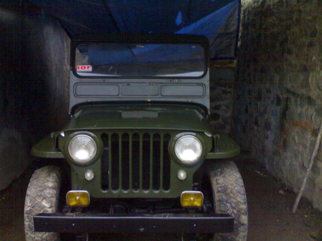 j_monoarta's 1949 Jeep Willys