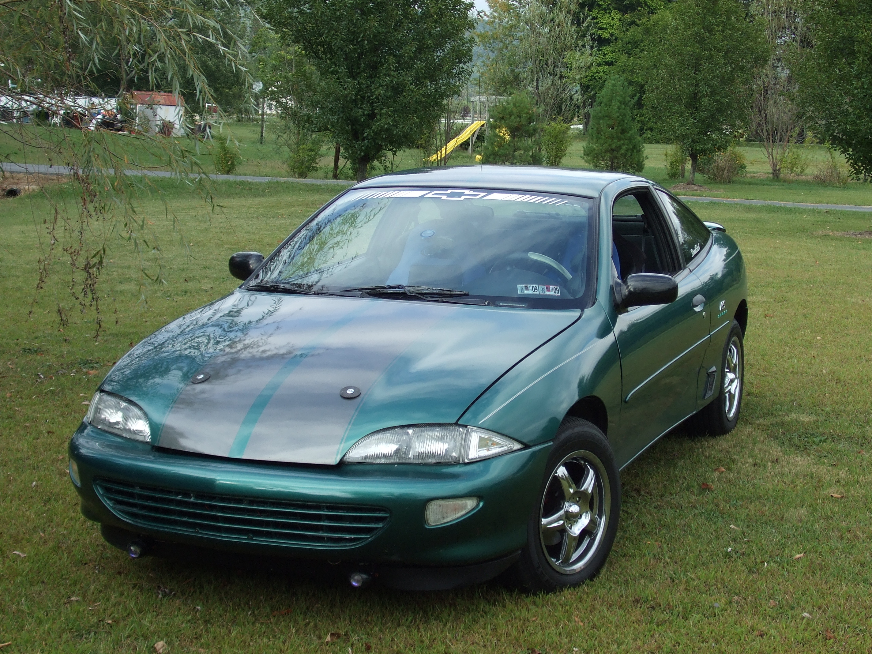 Another superCav97 1997 Chevrolet Cavalier post... - 11333930