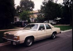 Christine1989SC 1980 Ford LTD Crown Victoria