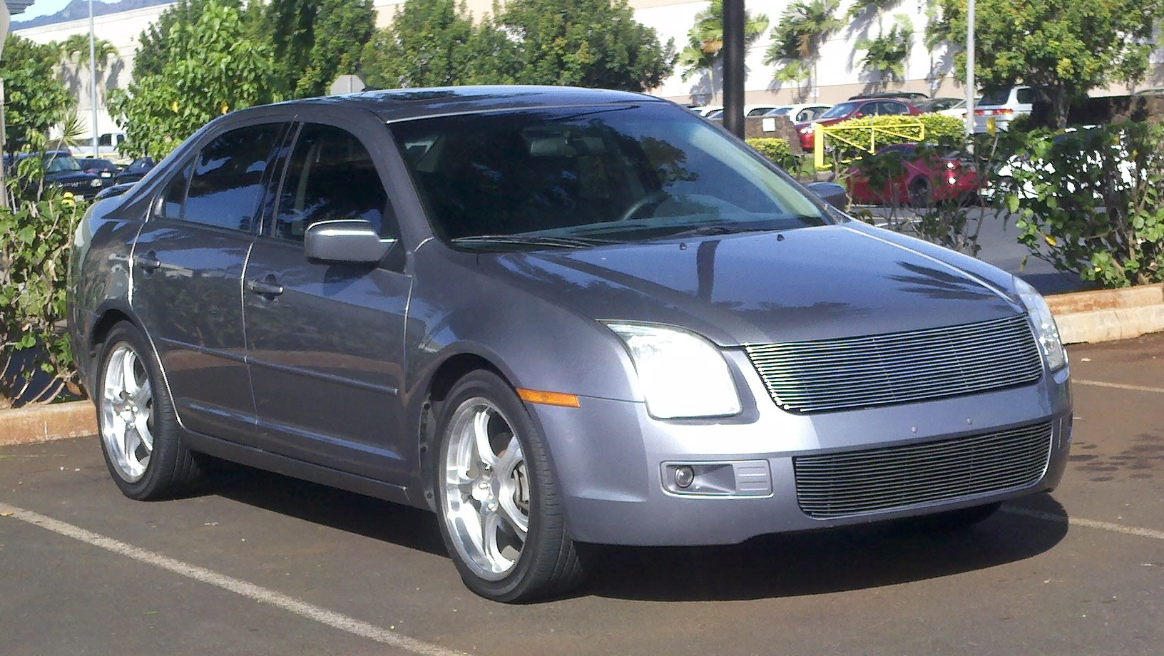 Ford Fusion Mods >> nell808 2007 Ford Fusion Specs, Photos, Modification Info ...