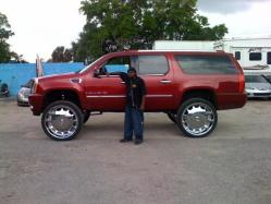 doingitbig1s 2008 Cadillac Escalade