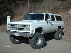 Dirttrack420s 1987 Chevrolet Suburban 1500
