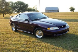 Josh97stangs 1997 Ford Mustang
