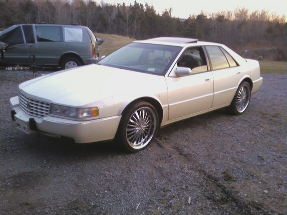 94LacSLS 1996 Cadillac STS Specs Photos Modification Info at