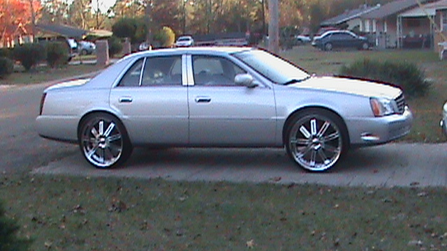 Boodaboss 2000 Cadillac Deville Specs Photos Modification Info At