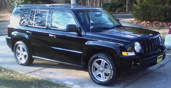 Dillicious1981 2007 Jeep Patriot Specs Photos Modification Info At