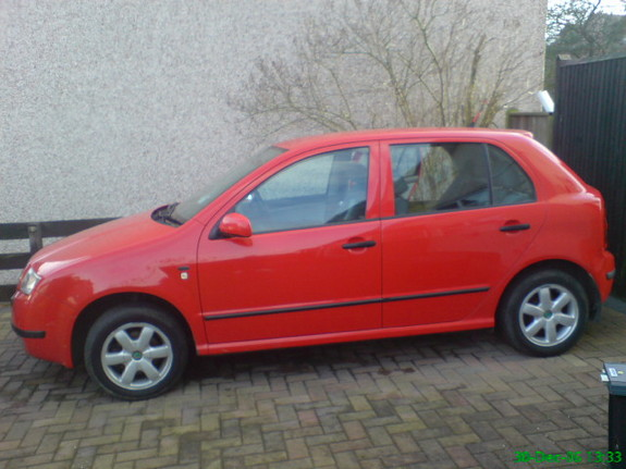 Another ColtColin 1999 Skoda Fabia post... - 11284220