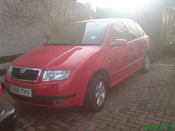Another ColtColin 1999 Skoda Fabia post... - 11284221