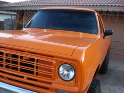 ORANGECRUSH76s 1976 Dodge W-Series Pickup