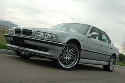 Bavarian7s 1995 BMW 7 Series