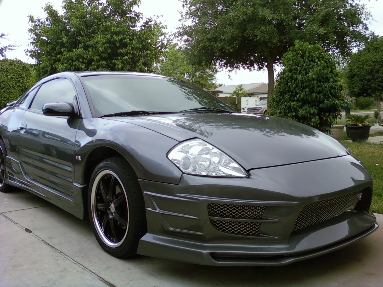 Mike932 2003 Mitsubishi Eclipse Specs  Photos