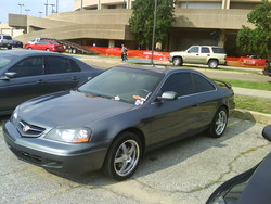 TtownZs 2003 Acura CL