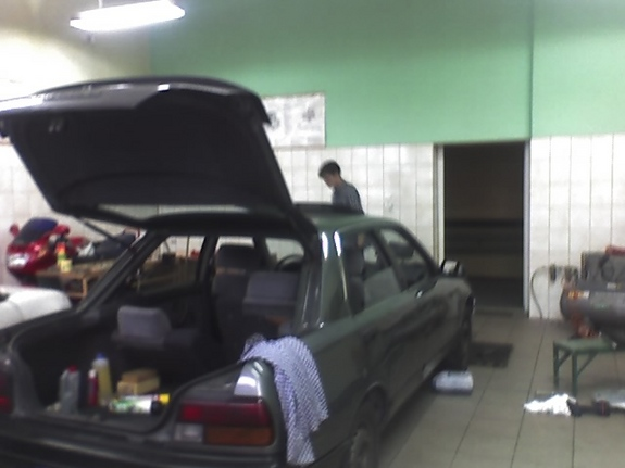 Another Wilku 1991 Daihatsu Applause post... - 11290365