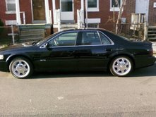 Hype205's 1999 Cadillac STS