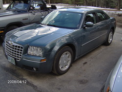 trailduster 2006 Chrysler 300M